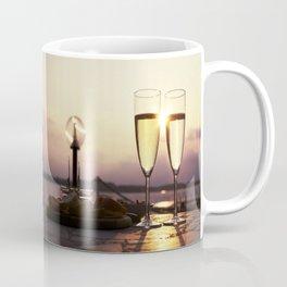 Champagne Date Coffee Mug