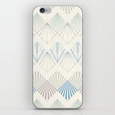 Muted Mellow iPhone & iPod Skin
