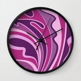 Woman in Love Wall Clock