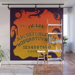 Scary Ouija Board Wall Mural