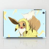 eevee iPad Cases featuring Eevee-licious! by EeekGirl