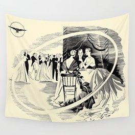 Big O Wall Tapestry