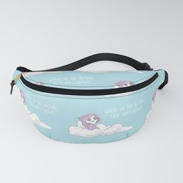 Where Am I Lil' Grim Fanny Pack