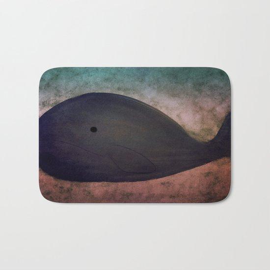 Whale-167 Bath Mat