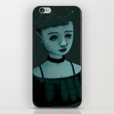 Night Girl II iPhone & iPod Skin