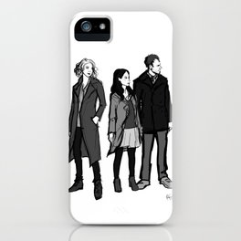 elementary: the diabolical kind iPhone Case