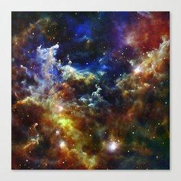 Cradle of Stars Canvas Print