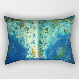 Neverland Rectangular Pillow