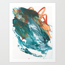 august in sebastopol, pt. 2 Art Print