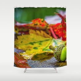 Fall, Autumn Art Prints Shower Curtain