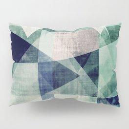 art, wall art, home decor, abstract prints, large prints, abstract print, geometric wall art, modern Pillow Sham