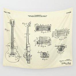 Guitar-1955 Wall Tapestry