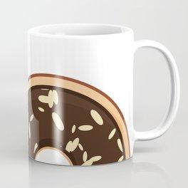 Almond Chunk Doughnut / Donut Coffee Mug