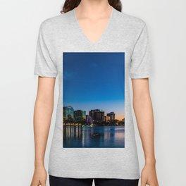 Orlando Downtown Unisex V-Neck