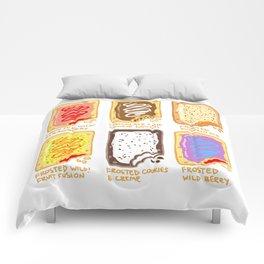 Pop Tart Pop Art Comforters