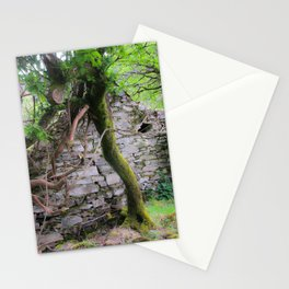 Leaning In Stationery Cards
