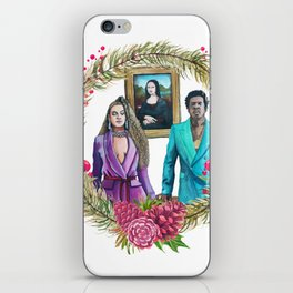 Queen Bey Christmas Holidays Holibeys Apeshit Formation Lemonade iPhone Skin