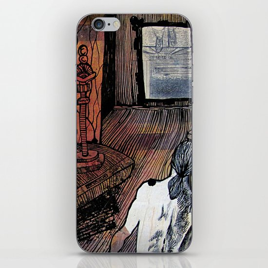 Museum No. 1 iPhone & iPod Skin