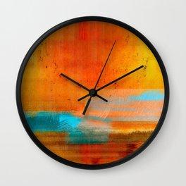 My Heart Is Like Sunshine Wall Clock