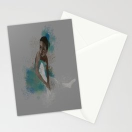 Liv, Love, Dance  Stationery Cards