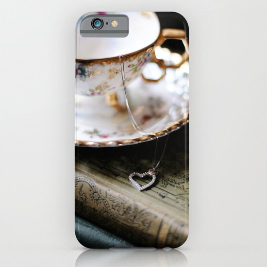my little valentine iPhone & iPod Case
