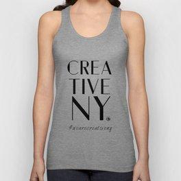 Creative NY T-Shirt Unisex Tank Top