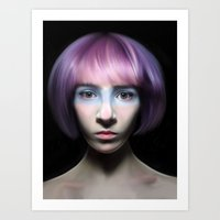 Isabel Art Print