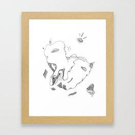 Elect Framed Art Print