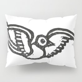 Bird Pillow Sham