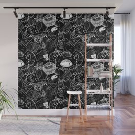 ALL THE THINGS! Wall Mural