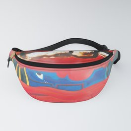 Weeping forest Fanny Pack