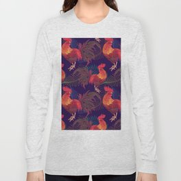 2017 Rooster year Long Sleeve T-shirt
