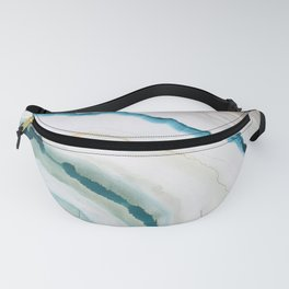 Green Agate #1 Fanny Pack
