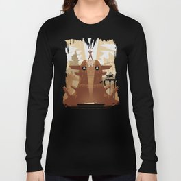 Shadow of the Colossus Tribute Long Sleeve T-shirt
