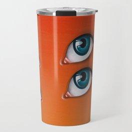Citrus Sun Travel Mug