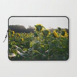 Sunflower Fields Forever - No. 2 Laptop Sleeve