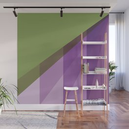 New Heights - Violet Garden Wall Mural