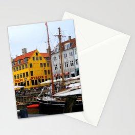 Nyhavn Copenhagen Denmark Stationery Cards