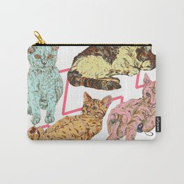 Razz Cats Carry-All Pouch