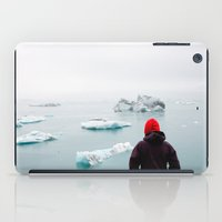 iceland iPad Cases featuring Iceland by Laura Austin