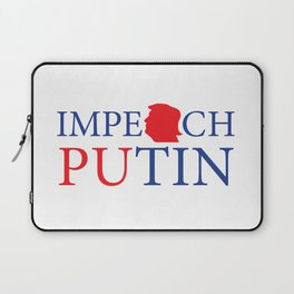Impeach Putin Laptop Sleeve
