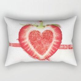Stawberry Rectangular Pillow