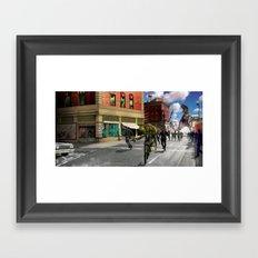 Dinosaur Framed Art Print