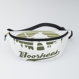 Horror Sunset Voorhees Fanny Pack