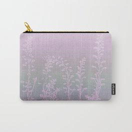 WILDFLOWERS - PINK GARDEN Carry-All Pouch
