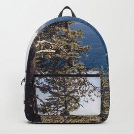 Hidden Lake Love - Nature Photography Backpack