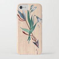 arrow iPhone & iPod Cases featuring Arrow by Станислава Коробкова