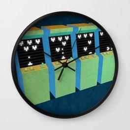 Arcade dream Wall Clock
