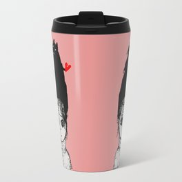A Day of Pink Sun Travel Mug