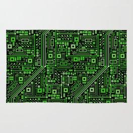 Short Circuits Rug